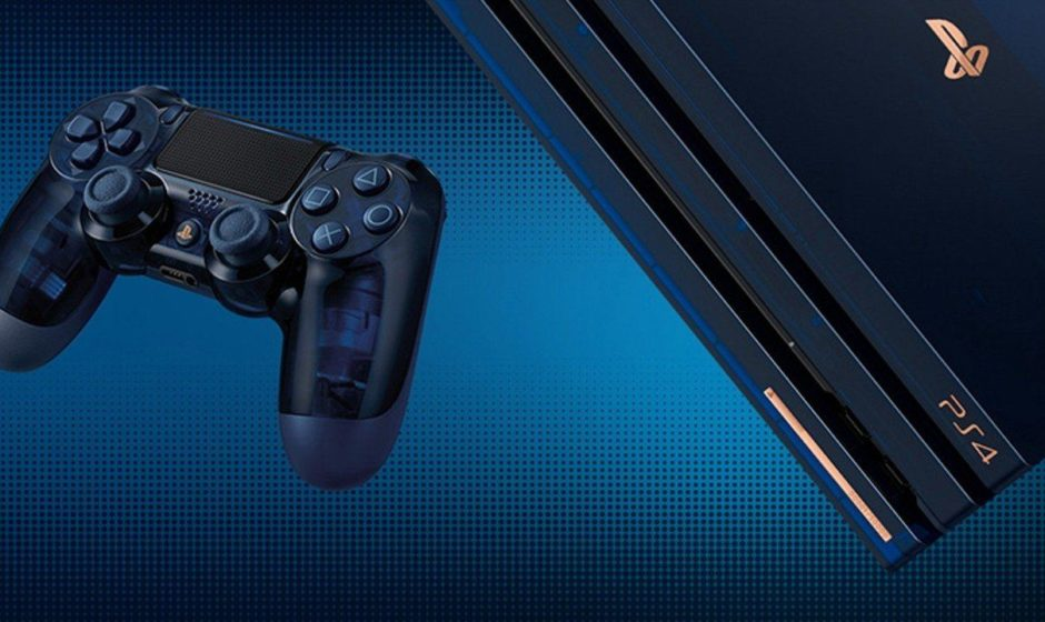 PlayStation 4 Pro 25th Anniversary Edition