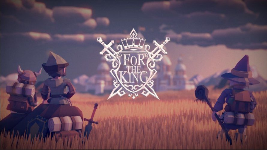For the King бесплатно в Epic Games Store