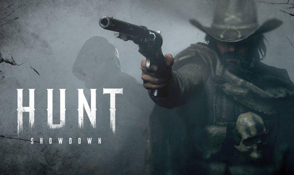 Hunt: Showdown на PS4 в феврале