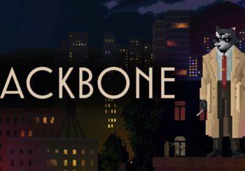 Backbone - нуарная игра про енота