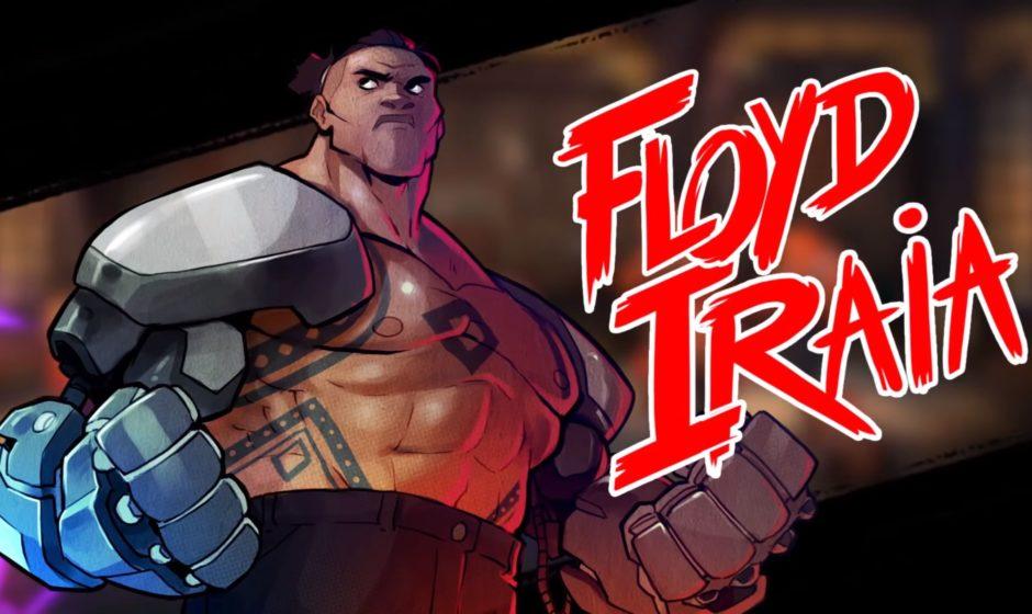Streets of Rage 4 показали нового персонажа