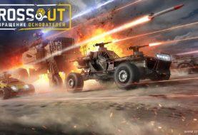 Crossout вводит новую фракцию в обновлении