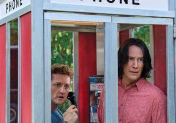 Билл и Тед готовы к вечеринке в новом образе