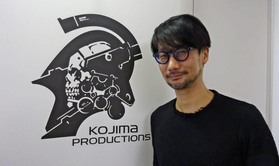 Хидео Кодзима будет награжден грантом BAFTA за творческий вклад в видеоигры