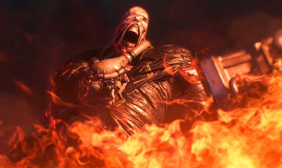 Resident Evil 3: Немезида найдет тебя везде
