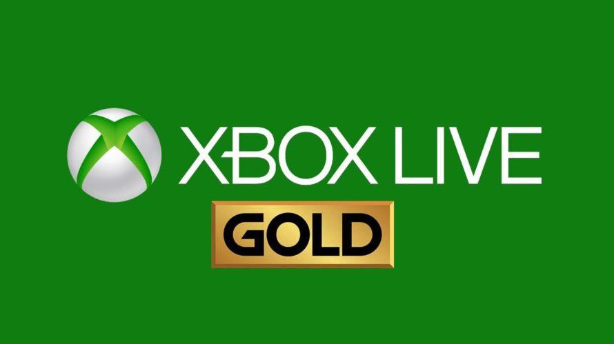 Xbox Live Gold — апрельская халява