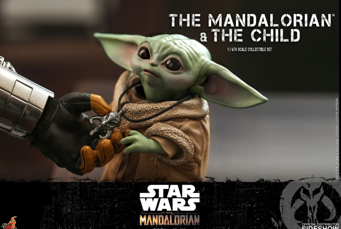 The Mandalorian and The Child