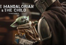 Baby Yoda - анонсирована лицензионная игрушка