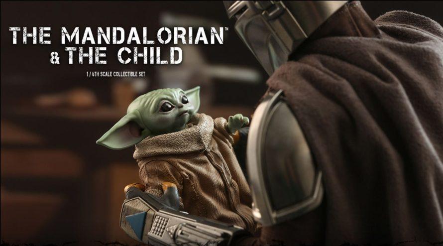 Baby Yoda — анонсирована лицензионная игрушка