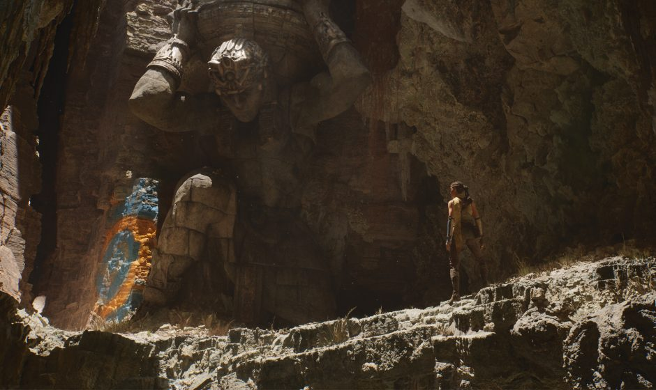 Unreal Engine 5 полностью реализует себя на Xbox Series X