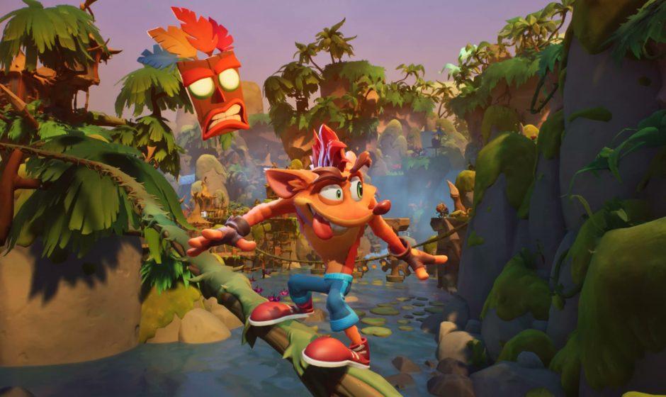Новый Crash Bandicoot 4: It's About Time выходит 2 октября