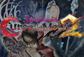 Анонс Bloodstained: Curse of the Moon 2