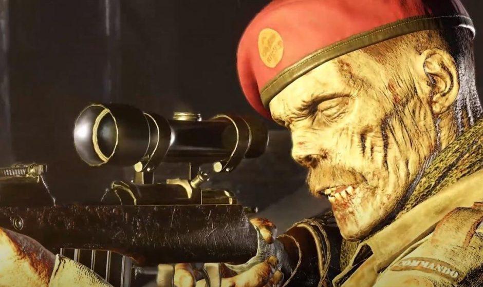 Свежий DLC к Zombie Army 4: Dead War