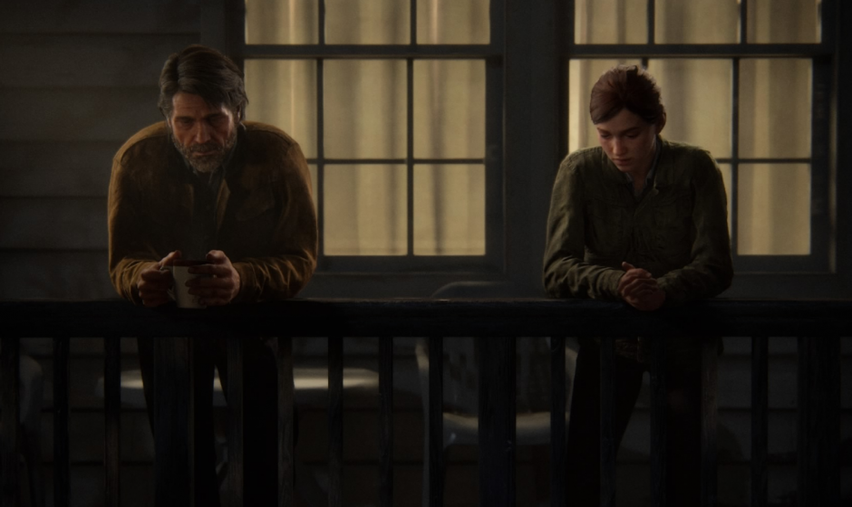 The Last of Us Part 2 рвет Британский чарт