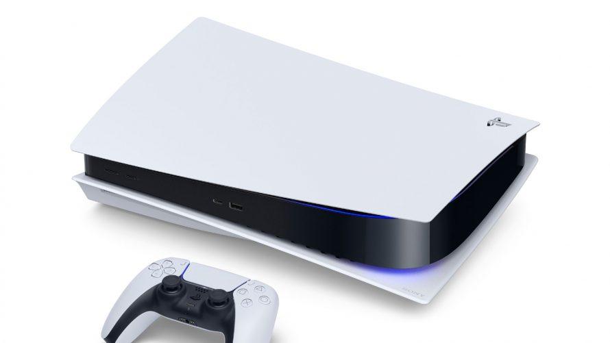 Горизонтальная установка PlayStation 5