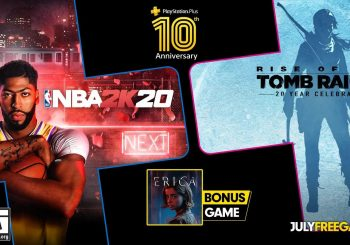 Rise of the Tomb Raider бесплатно и 10-летие PS Plus