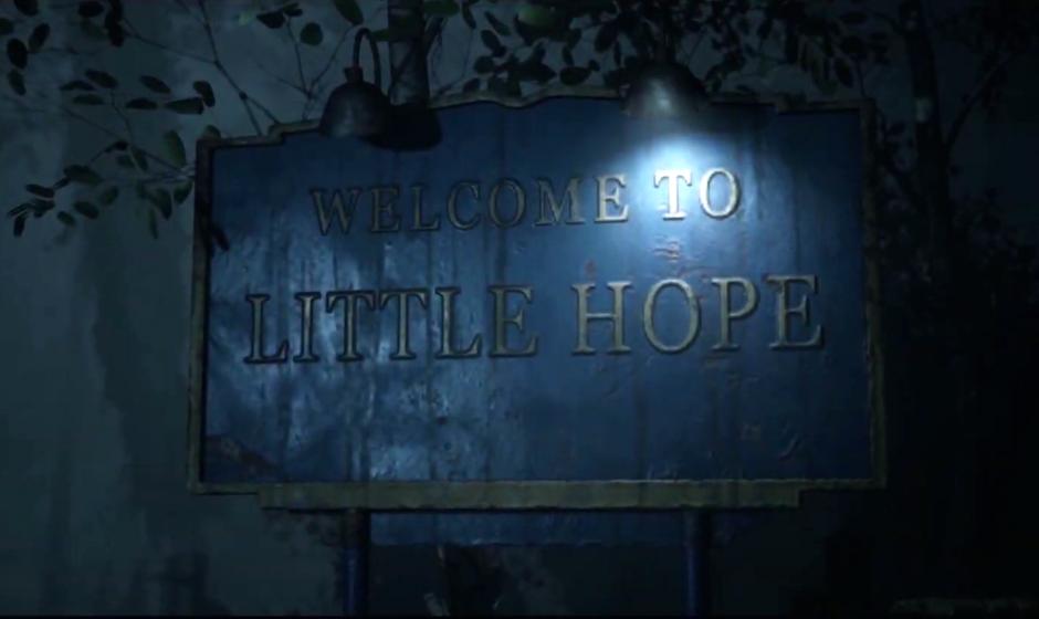 Новый трейлер The Dark Pictures: Little Hope