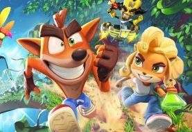 Crash Bandicoot: On The Run - новая мобилочка по Крэшу