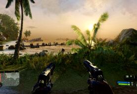 Первые кадры Crysis Remastered на Switch