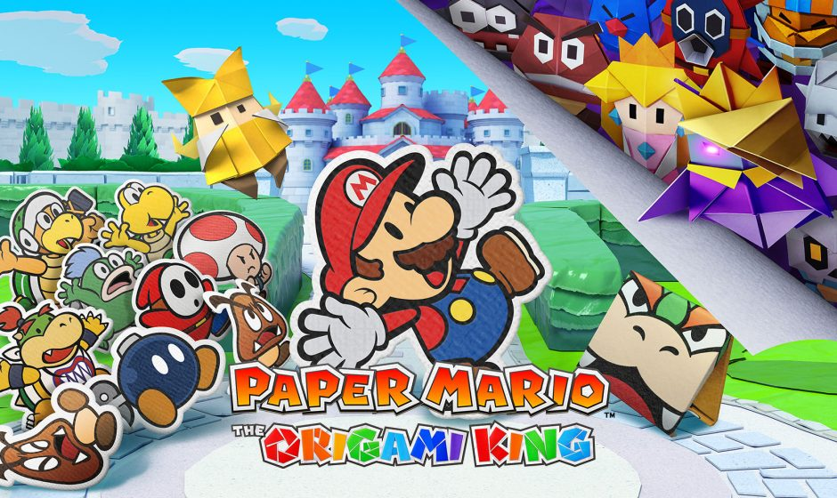 Paper Mario: The Origami King и открытый мир
