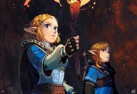 Придется все-таки подождать The Legend of Zelda: Breath of the Wild 2
