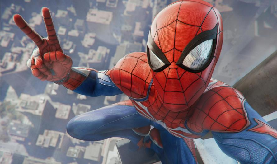 Ремастер Spider-Man может появиться на PS5