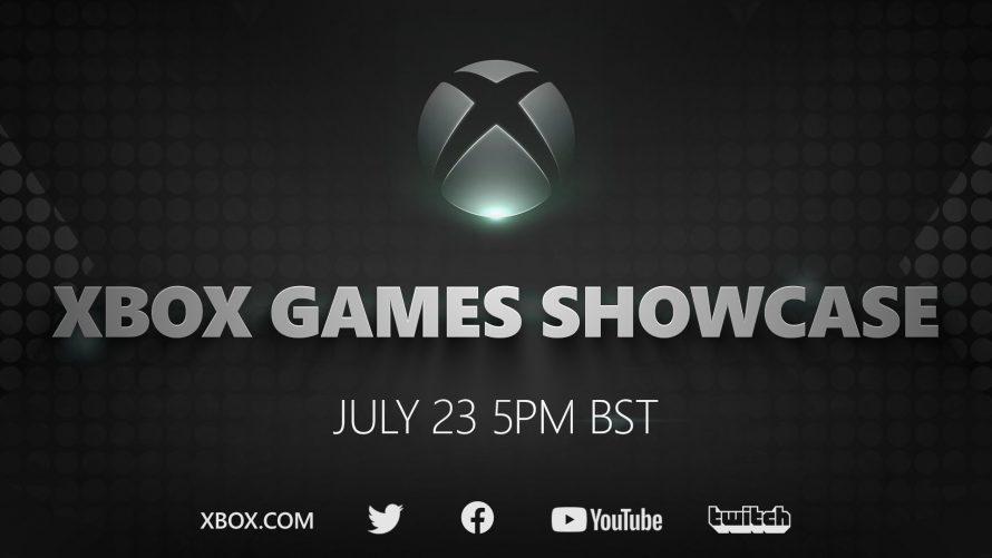 Xbox Games Showcase пройдет уже скоро