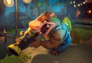 Новый геймплейный ролик Crash Bandicoot 4