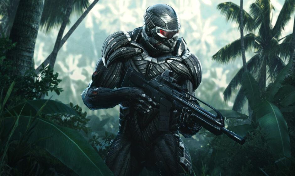 Crysis Remastered: а как правильно пишется переносица? (с)