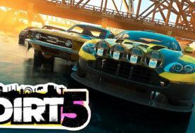 Запуск DiRT 5 перенесен на неделю