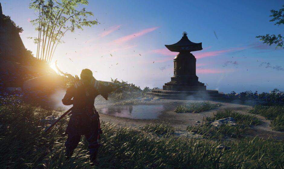 Новый режим Ghost of Tsushima: Legends