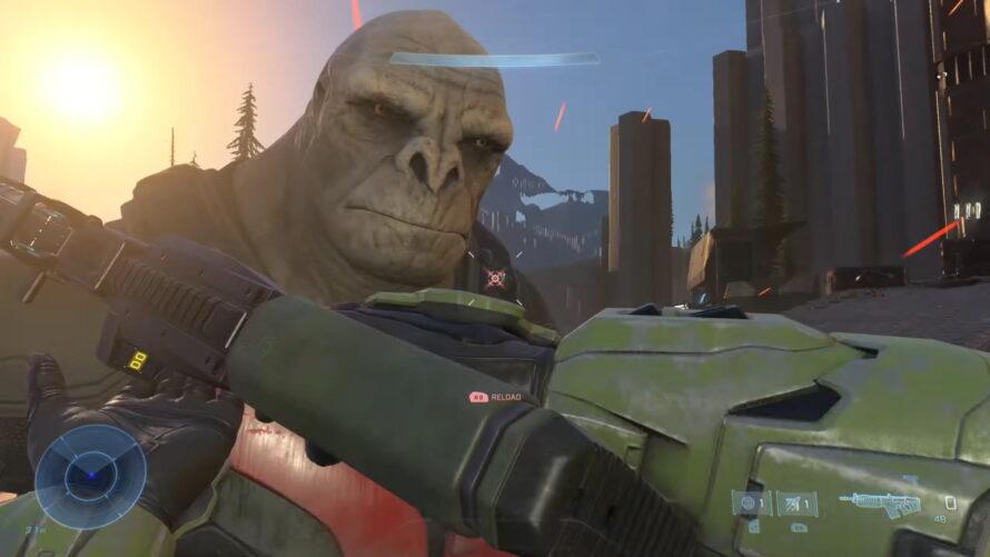Halo Infinite не страшная — это стиль такой