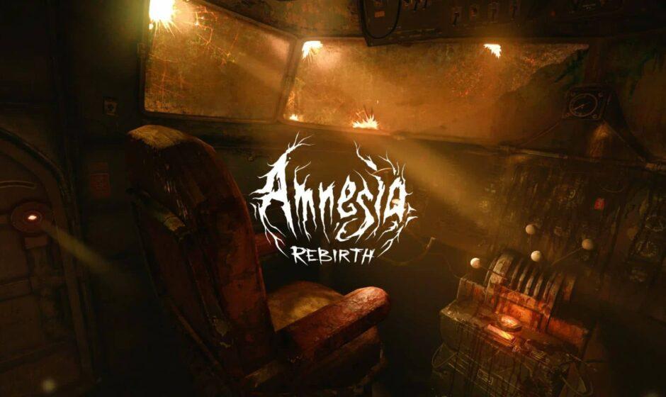 Amnesia: Rebirth – свежий трейлер