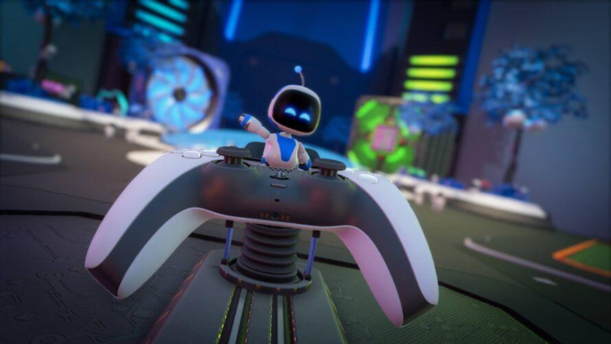 Astro's Playroom – лучший платформер для PS5