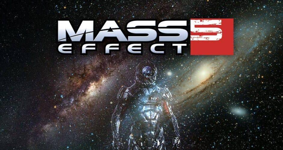 Mass Effect 5: время забыть Млечный Путь и Андромеду