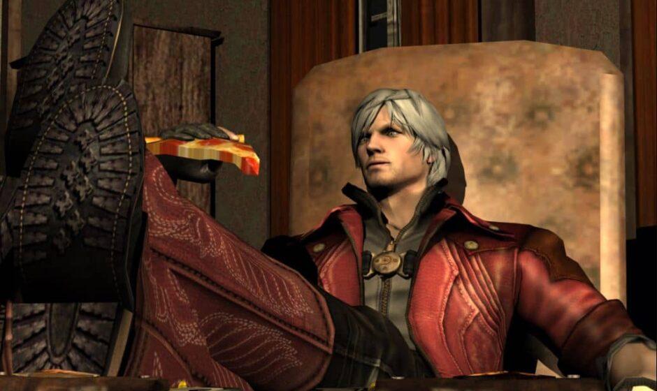 Devil May Cry опубликовали рецепт пиццы