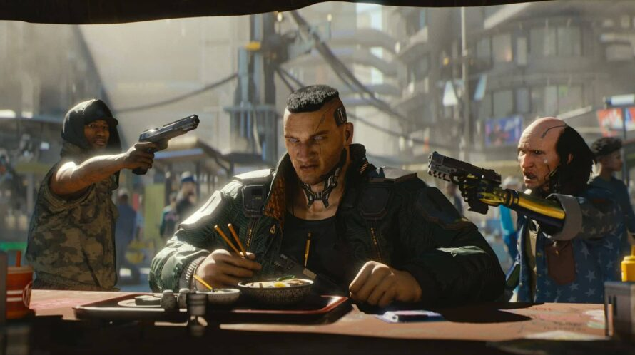 Cyberpunk 2077: Бесплатные DLC выйдут в начале 2021 года