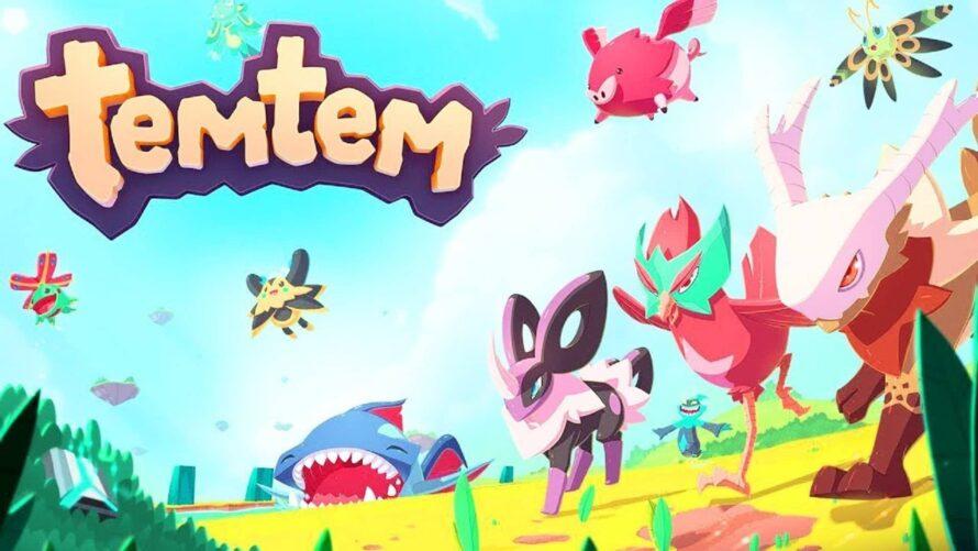 Temtem: новый геймплейный трейлер