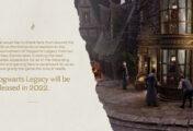 Hogwarts Legacy выйдет в 2022 году