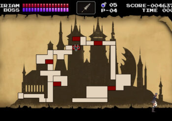 Classic Mode для Bloodstained: Ritual of the Night