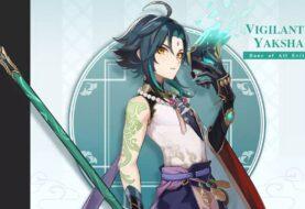Xiao из Genshin Impact – ритуал вызова