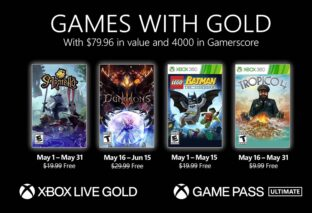 Xbox Live Gold: бесплатные игры мая