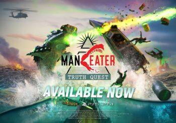 Свежий трейлер Maneater: Truth Quest