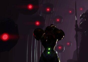 Metroid Dread - возвращение Чозо в мир