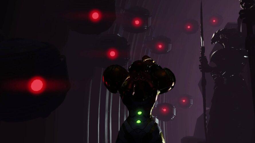 Metroid Dread — возвращение Чозо в мир