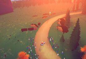 Art of Rally выйдет на PlayStation 5 и PS4