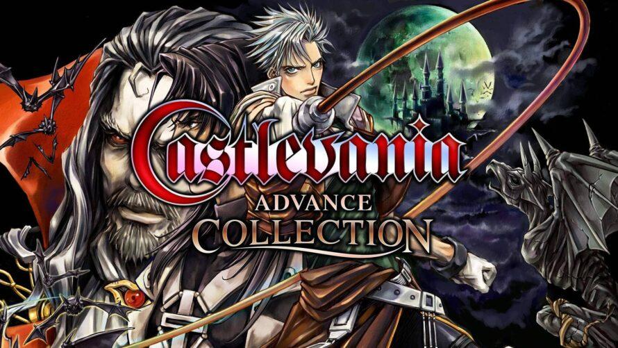 Внезапно — Castlevania Advance Collection