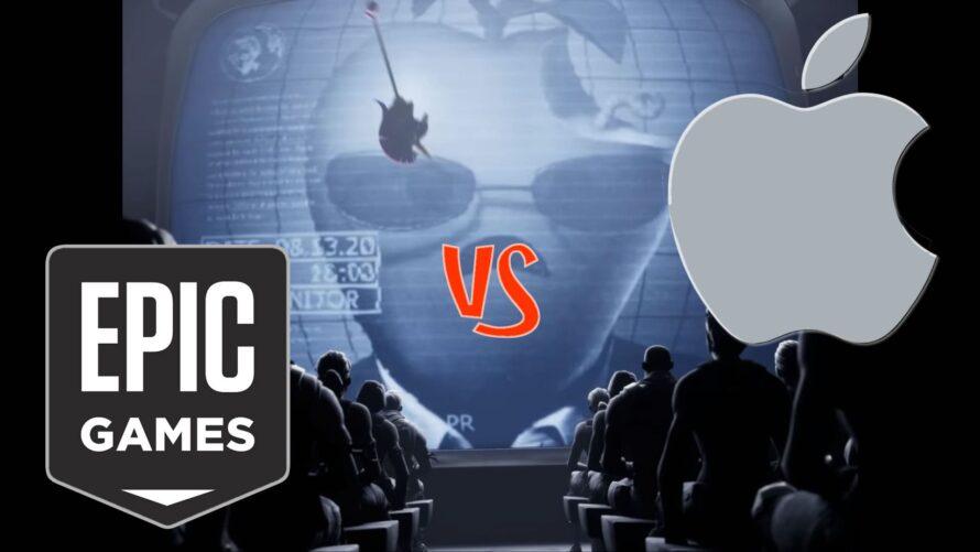 Битва Epic Games против Apple закончена