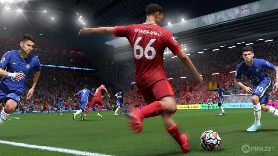 FIFA 22 в раннем доступе уже сегодня
