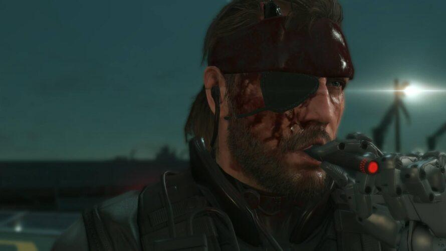 Metal Gear Solid V — фантомные боли позапрошлого поколения